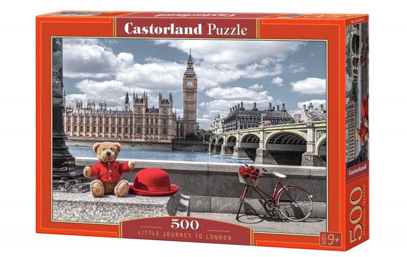 Puzzle 500 elementów Londyn