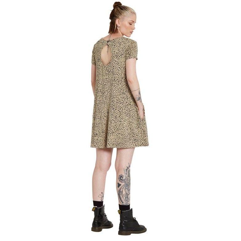 sukienka VOLCOM - High Wired Dress Animal Print (ANM)