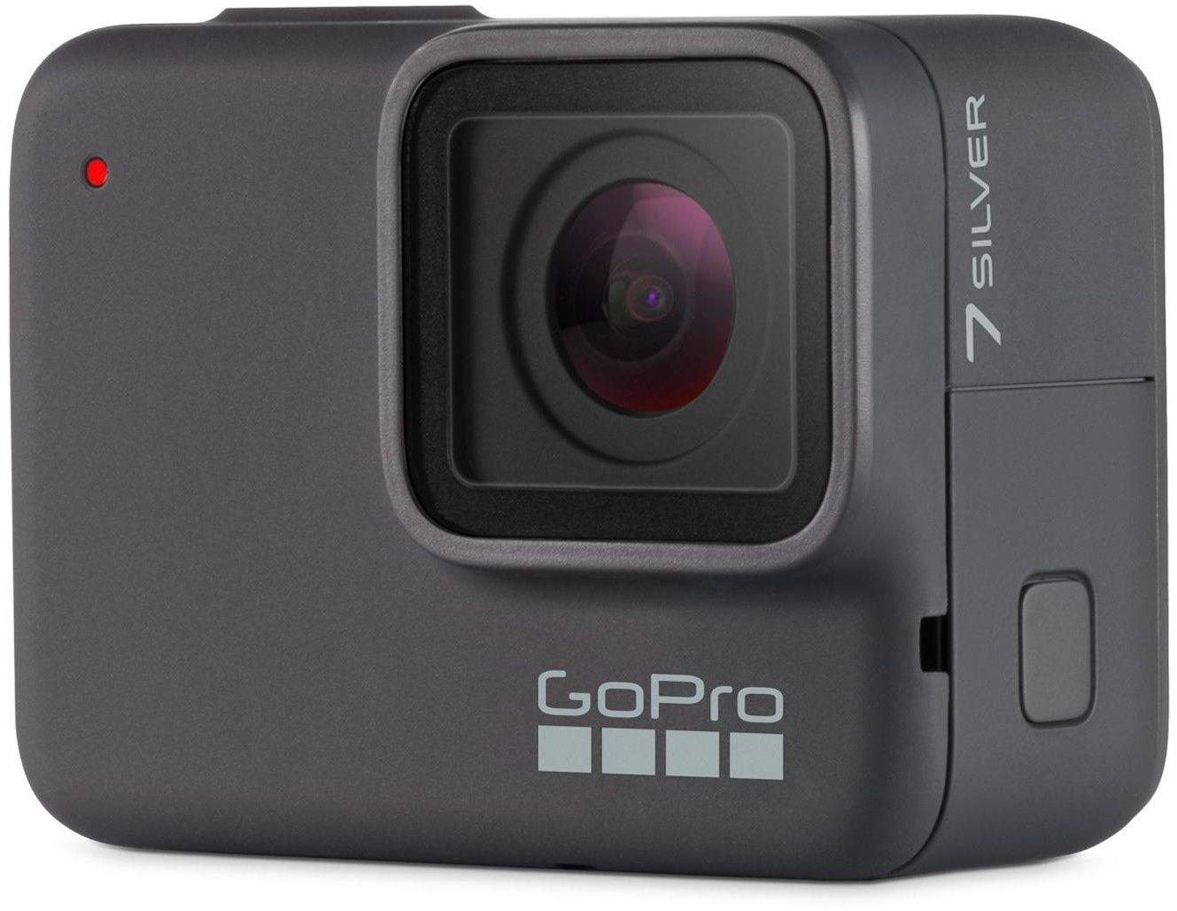 GoPro Hero 7 Srebrny
