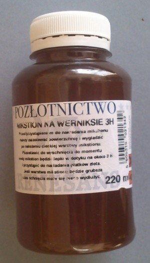 Mikstion na Werniksie 3H Renesans 250 ml