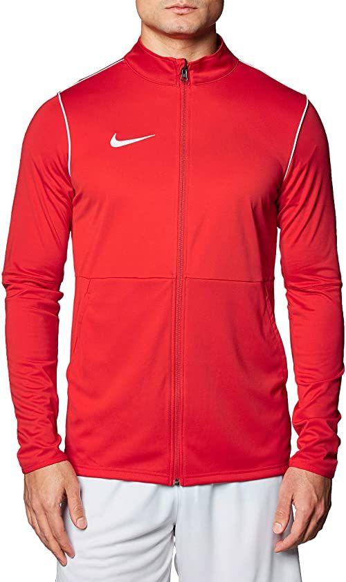 Nike M NK DRY PARK20 TRK JKT K kurtka sportowa, University Red / White, M