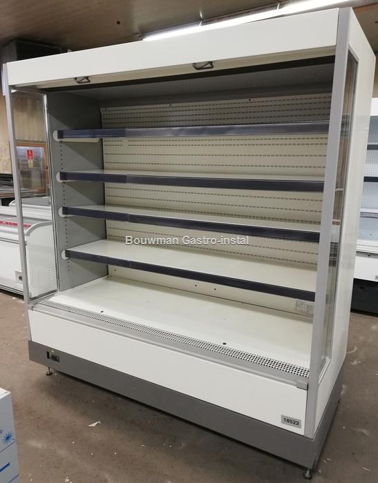 Regał chłodniczy Carrier/Linde Optimer