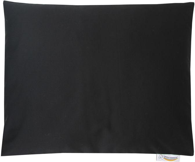 Poduszka hamakowa duża, czarny HP