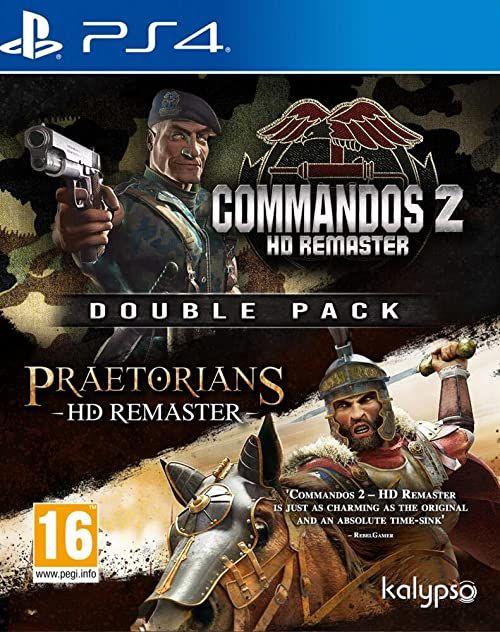 Commandos 2 & Praetorians : Hd Remaster Double Pack