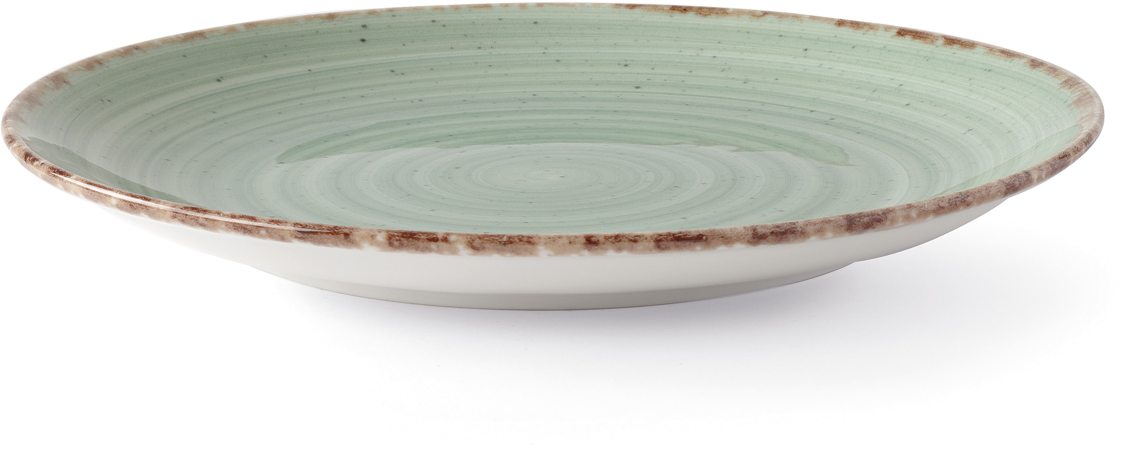 Talerz płytki Nefryt 270 mm porcelana Fine Dine 774526