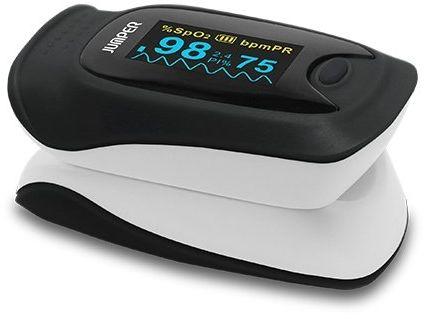 JUMPER JPD-500D OLED Pulsoksymetr z jednokierunkowym wyświetlaczem