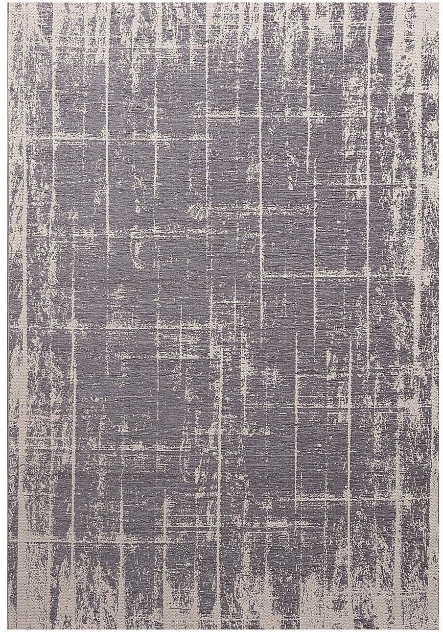 Dywan Velvet wool/dark grey 200x290cm
