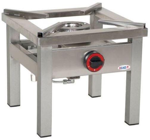 Taboret gazowy spawany 7kW gastronomiczny termopara- palnik gazowy , dostępny od ręki EGAZ, TGOM-107
