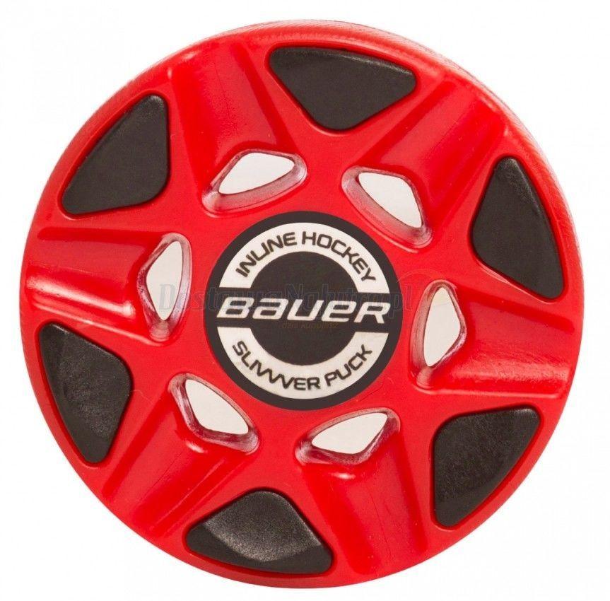 Krążek do hokeja in-line Bauer SlivVver na lato