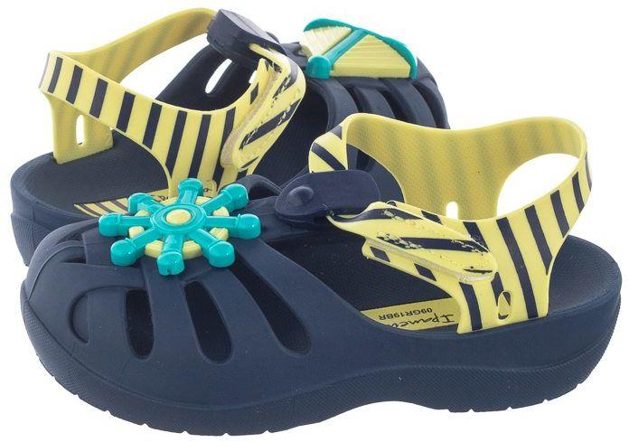 Sandały Ipanema Summer VII Baby 82858/20688 Blue/Yellow (IP26-a)