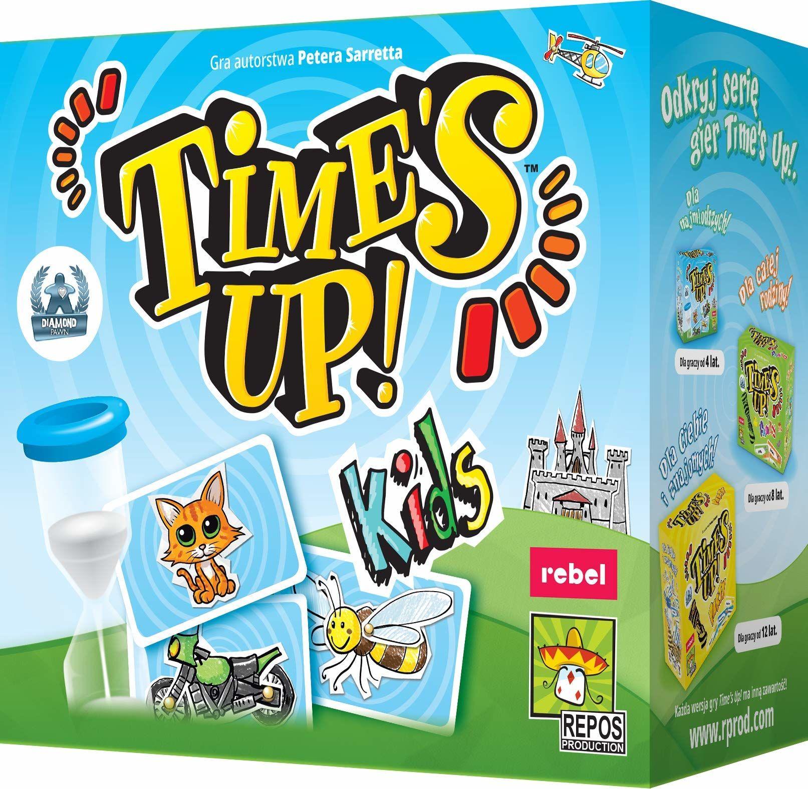 Rebel TUK1-PL01 Time''S Up! Kids (2020)