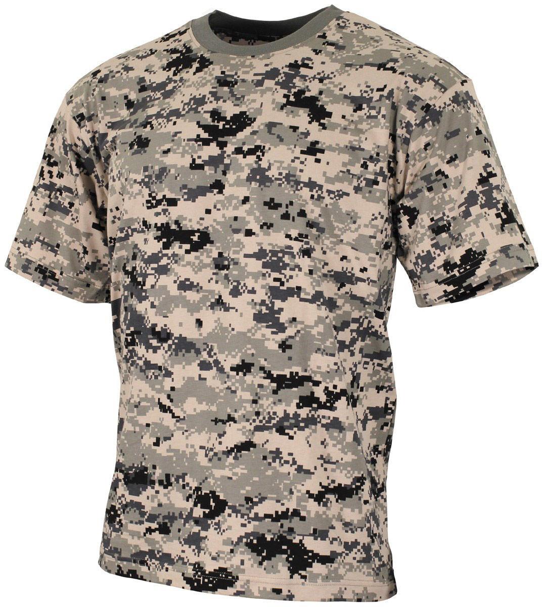 Koszulka T-shirt MFH Digital Urban (00104B)