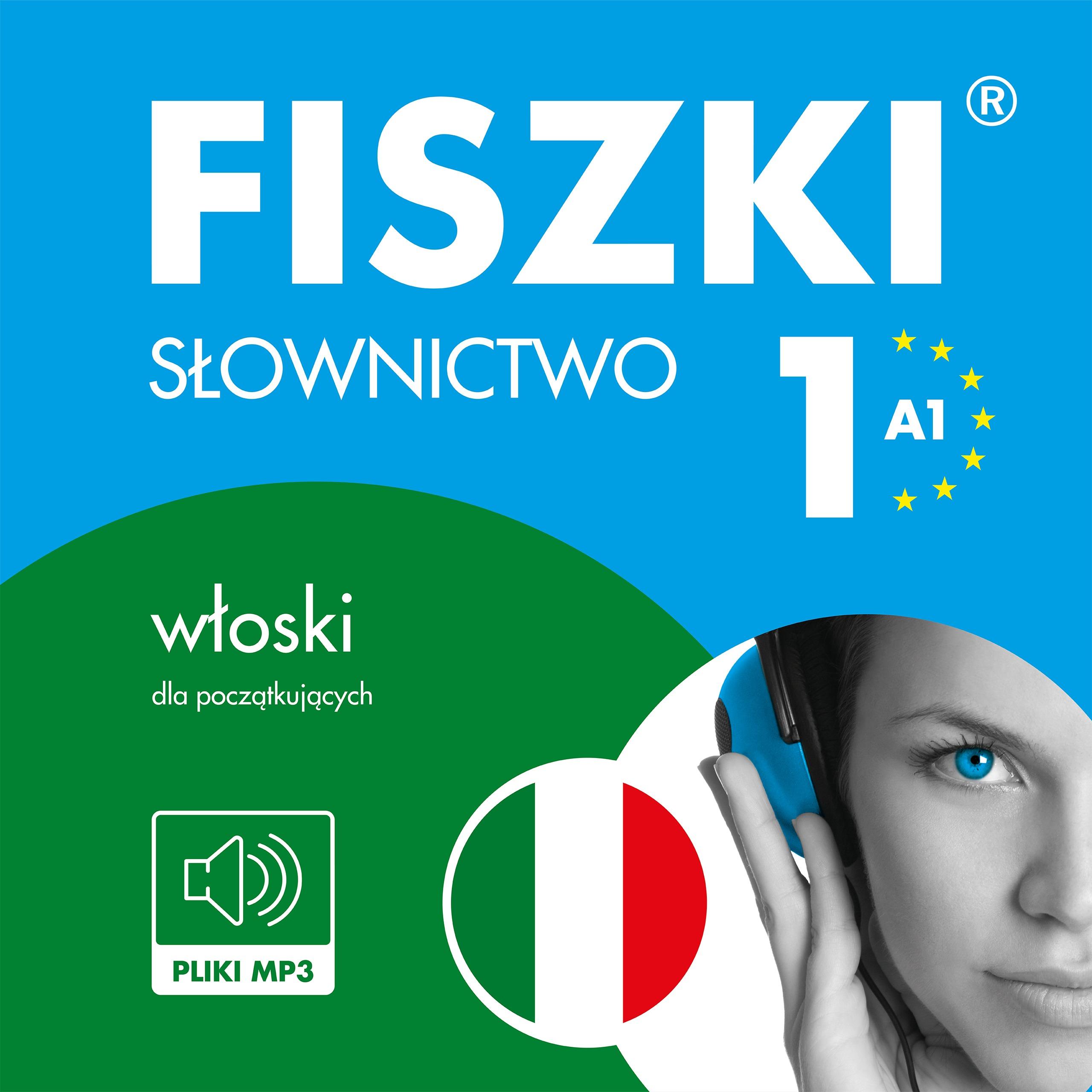 AUDIOBOOK - włoski - Słownictwo 1 (A1)