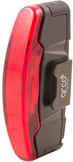 Lampka tylna SPANNINGA ARCO XB 30 lumenów USB (NEW) SNG-999175,8715117022785