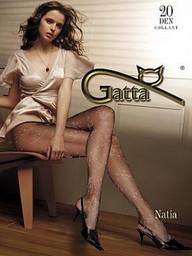 """Rajstopy Natia 02 """"Nero"""""""