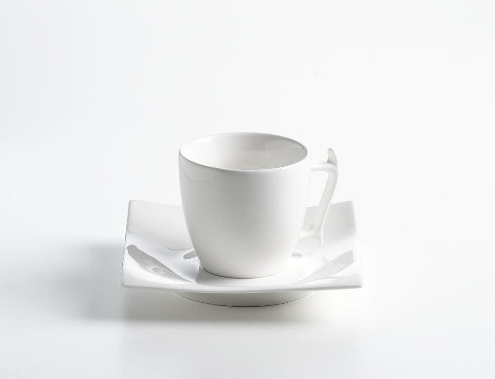 Maxwell & williams - filiżanka z podstawką do espresso z serii motion