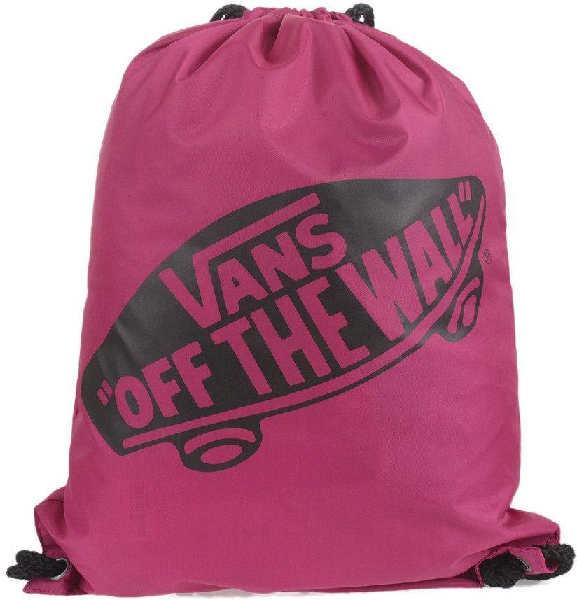 Worek Vans Benched Bag - cerise - cerise