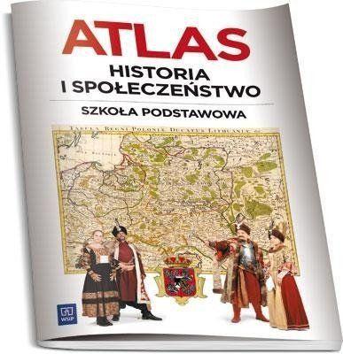 Atlas SP Historia i społeczeństwo NPP w.2012 WSIP - Krzysztof Łukawski