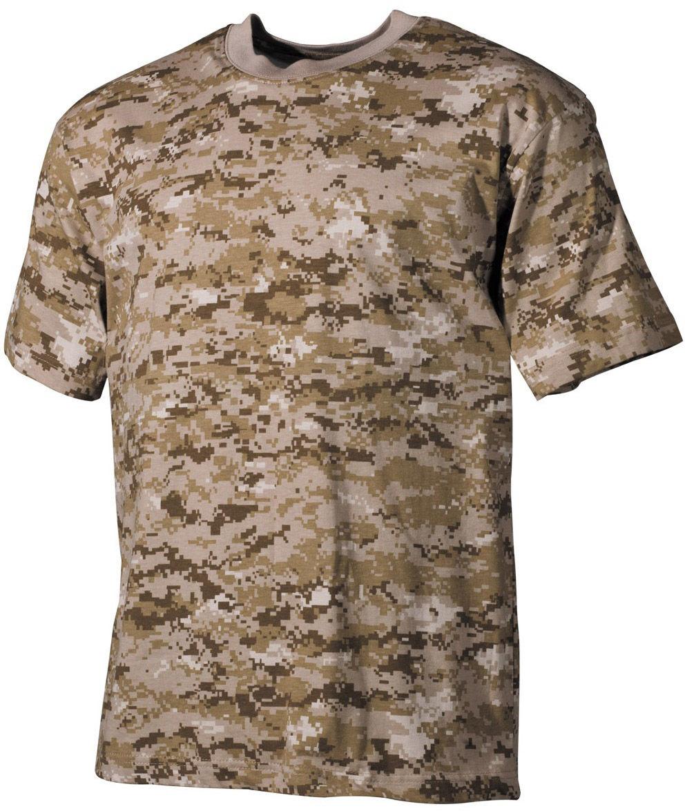 Koszulka T-shirt MFH Digital Desert (00104A)