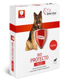 Over Zoo Bio Protecto Plus Obroża Duży Pies 75 cm