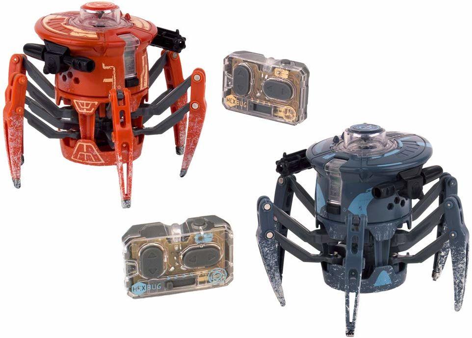 HEXBUG 409-5122-00GL04 Battle Ground Spider 2.0 podwójne opakowanie