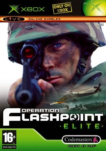 Operation Flashpoint: Elite Xbox Używana