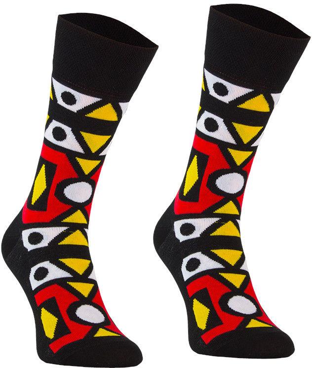 African Socks, Todo Socks, Wzory, Motyw Afrykański, Kolorowe Skarpetki