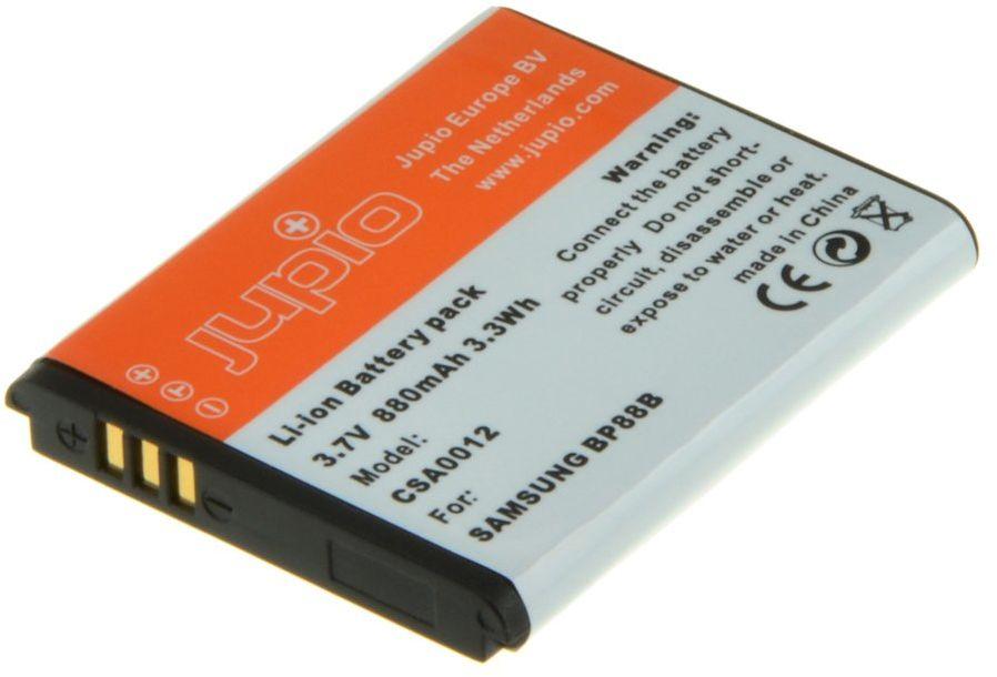 Jupio 880 mAh bateria do Samsung BP-88B