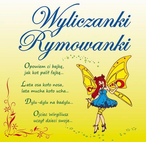 Wyliczanki Rymowanki - praca zbiorowa - audiobook