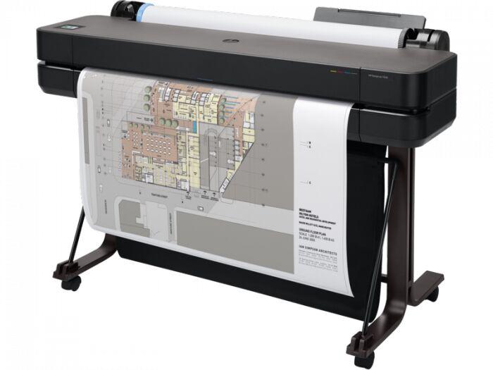 Ploter HP DesignJet T630 36  (5HB11A) + zwrot od HP!