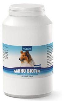 Mikita Amino Biotin 500g - suplement diety na skórę i sierść
