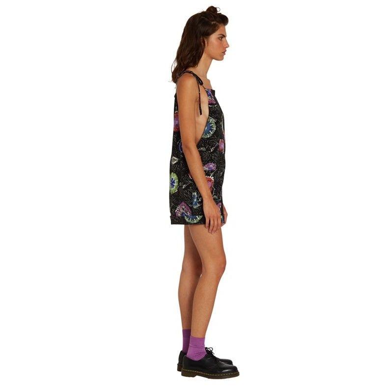 sukienka VOLCOM - Coral Morph Romper Multi (MLT)