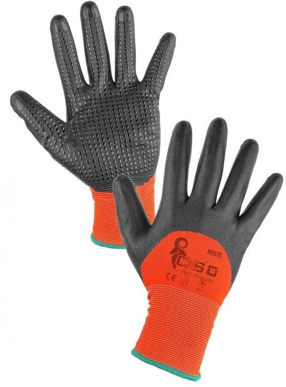 Rękawice robocze MISTI CXS nitryl
