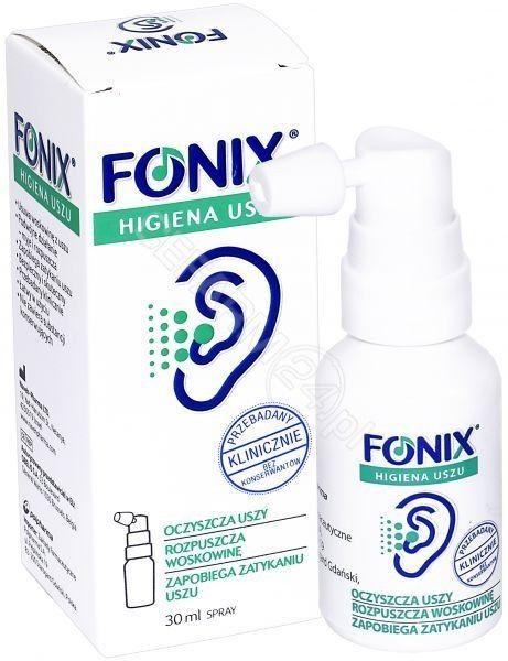 Fonix Higiena Uszu spray, 30 ml