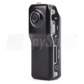 Mała kamera sportowa MiniDV PD-55 z aktywacją nagrywania dźwiękiem
