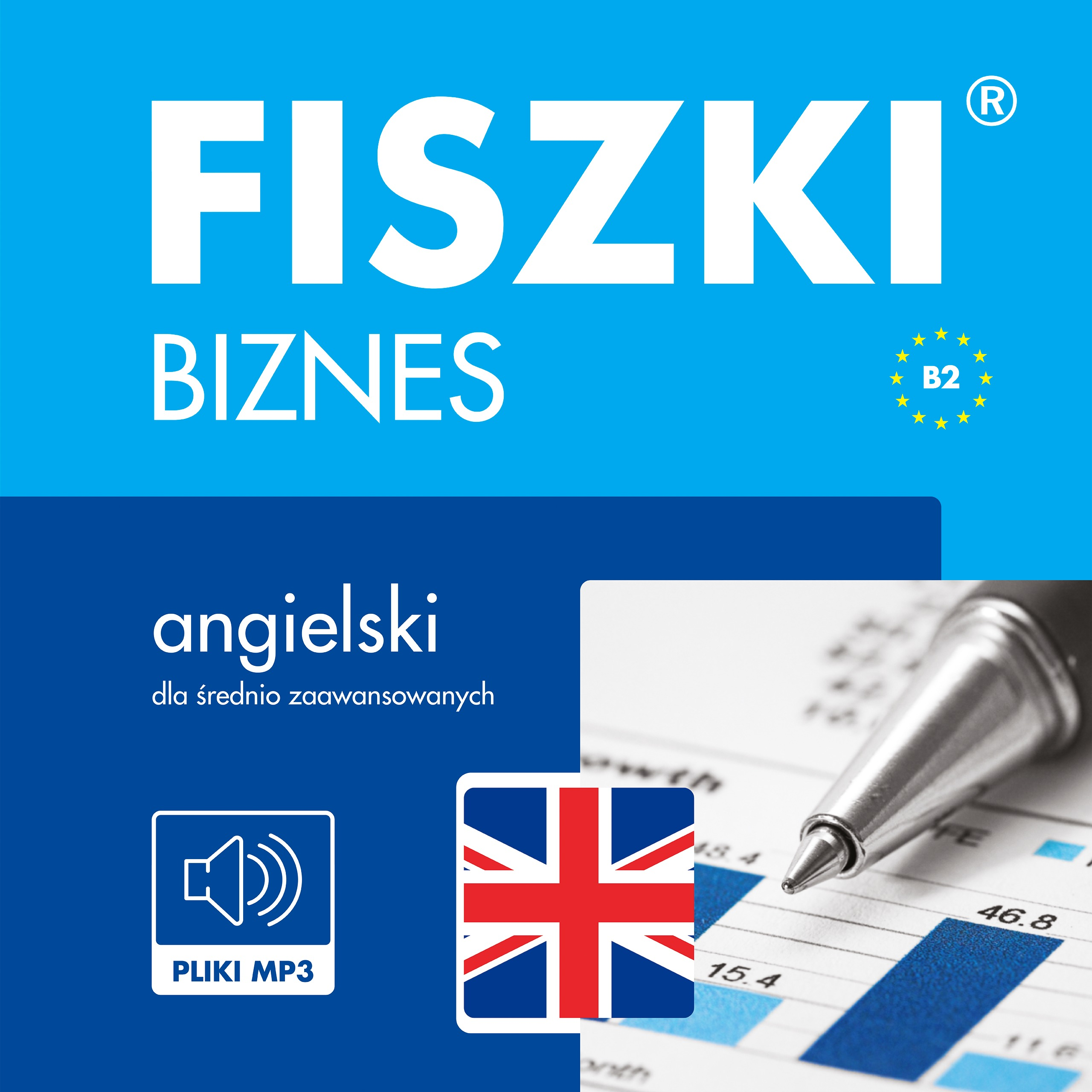AUDIOBOOK - angielski - Biznes (B2)