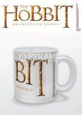 1-częściowy, motyw Hobbit Smaugs Einöde filiżanka z logo ceramicznego