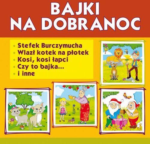 Bajki na dobranoc - Maria Konopnicka - audiobook