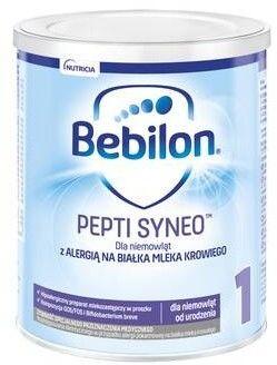 Bebilon Pepti 1 Syneo mleko modyfikowane w proszku 400 g