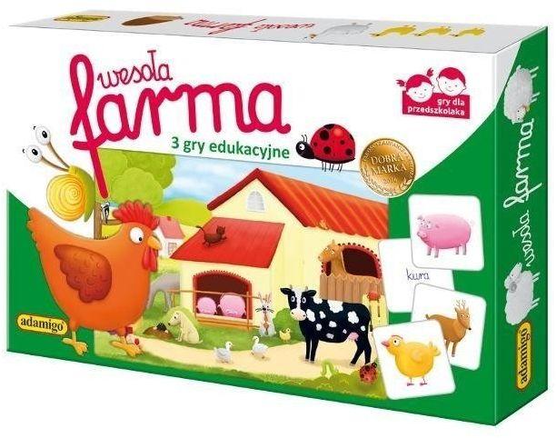 Loteryjka - Wesoła Farma - Adamigo