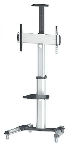 Techly Stojak mobilny LCD/LED 37-70cali regulowany 160cm, 50kg
