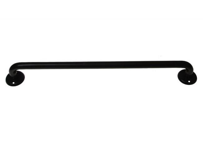 Uchwyt drzwiowy 1-stronny L-500 mm brązowy