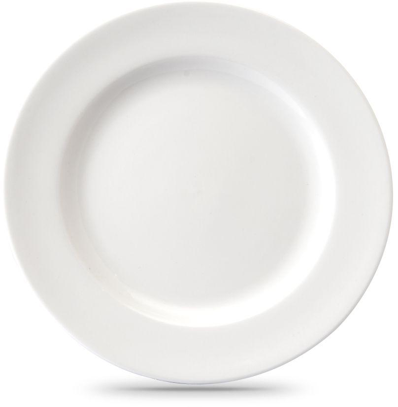 Talerz płytki porcelanowy Modermo Prima śr. 27 cm