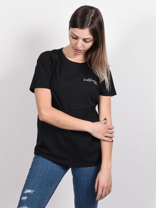 Billabong BABE black t-shirt damski