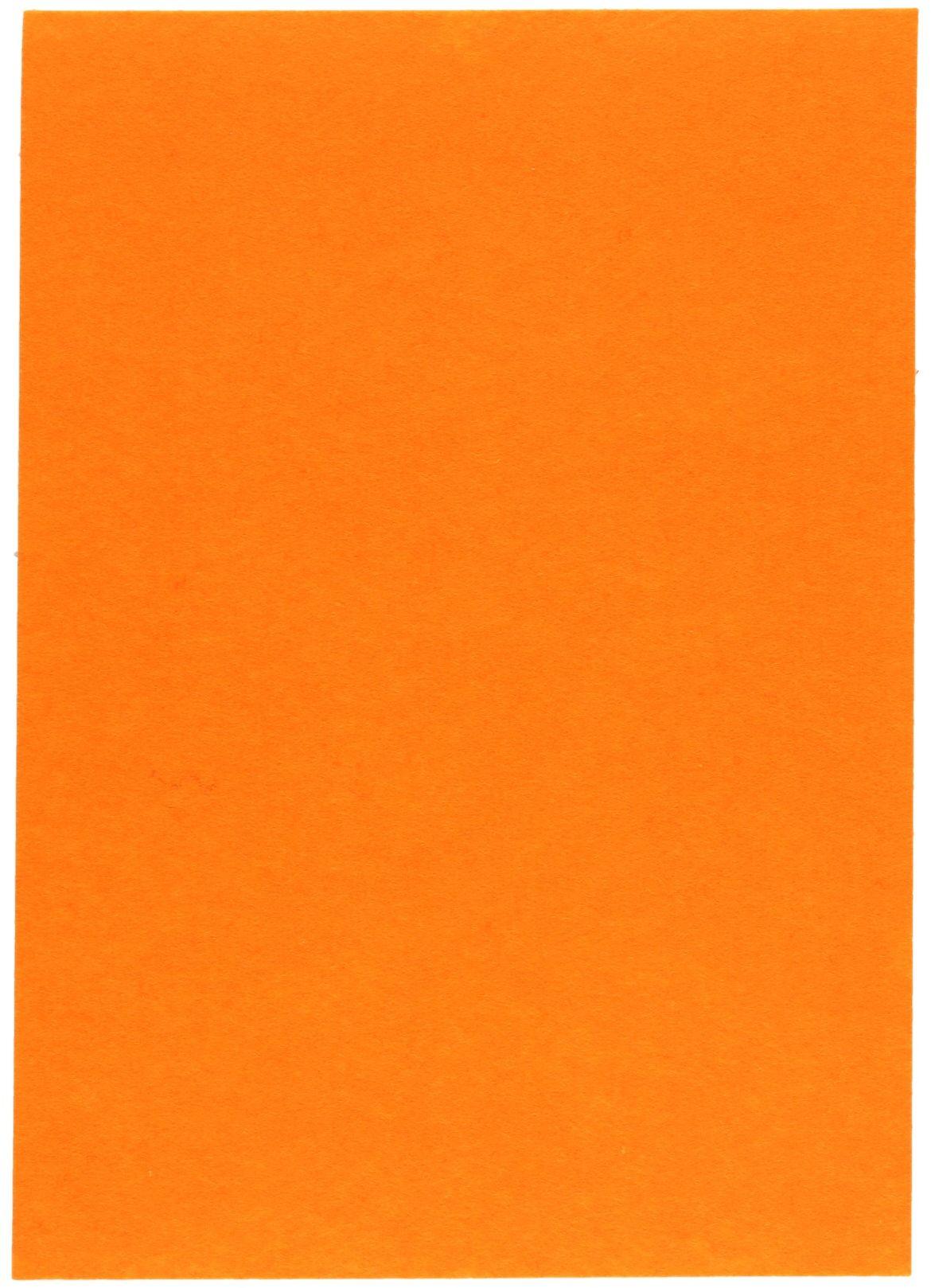 Filc pomarańczowy 1mm Brewis
