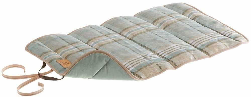 Ferplast Koc Hamilton 70 Cushion Green, czarny, średni