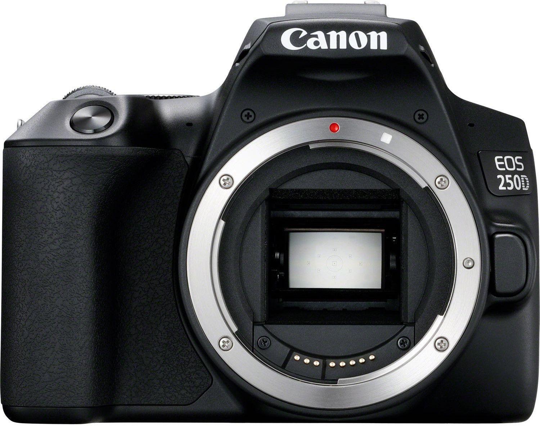 Aparat Canon EOS 250D (czarny) Body