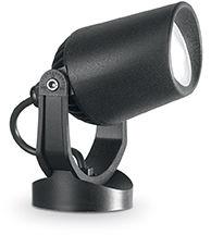 Reflektor Minitommy PT1 120201 Ideal Lux oprawa zewnętrzna w kolorze czarnym