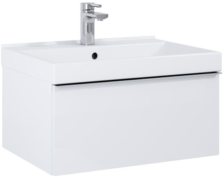 Szafka pod umywalkę 60 Look White Matt Elita (167590)