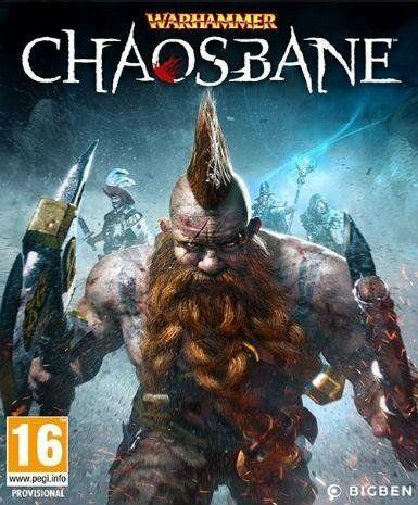 Warhammer: Chaosbane (PC) klucz Steam